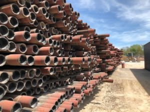 oil country pipe for your well site
